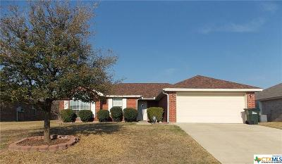 Nolanville Single Family Home For Sale: 325 Sims Ridge Drive