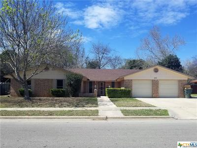Killeen Single Family Home For Sale: 603 Tower