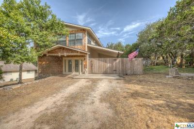 Canyon Lake TX Single Family Home For Sale: $260,000