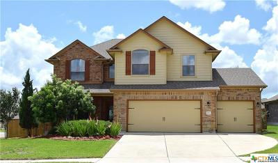 Killeen TX Single Family Home For Sale: $258,750