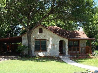 New Braunfels Rental For Rent: 1050 Coll