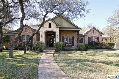 Belton Single Family Home For Sale: 117 Eagle Landing Drive