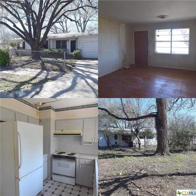 Copperas Cove Single Family Home For Sale: 904 Mary