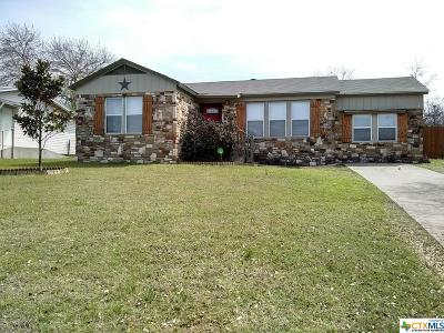 Lampasas Single Family Home For Sale: 10 Del Norte