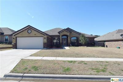 Killeen Single Family Home For Sale: 2704 Legacy