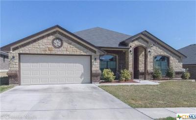 Killeen TX Single Family Home For Sale: $260,000