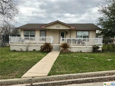 Rogers TX Single Family Home For Sale: $89,900