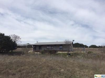 Lampasas Residential Lots & Land For Sale: 9801 County Road 3420