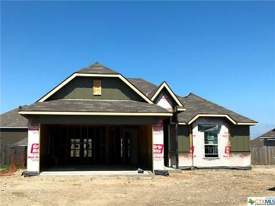 Killeen Single Family Home For Sale: 4805 Prewitt Ranch