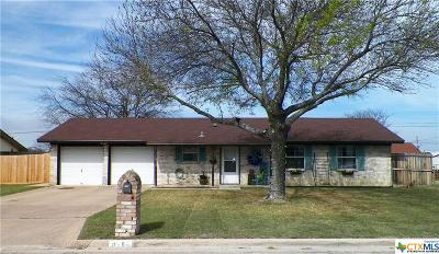 Harker Heights TX Single Family Home For Sale: $93,500