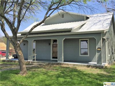 Seguin Single Family Home For Sale: 2275 Huber
