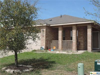 Temple TX Single Family Home For Sale: $132,500