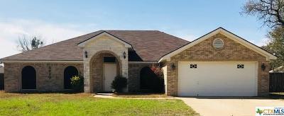 Killeen Single Family Home For Sale: 5610 Bald Ridge