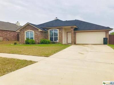 Killeen Single Family Home For Sale: 3900 Llano Estacado