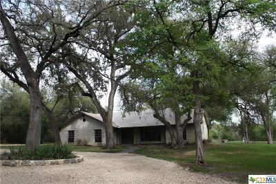 Belton Single Family Home For Sale: 1600 Shady Lane