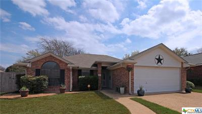 Harker Heights TX Single Family Home For Sale: $152,900