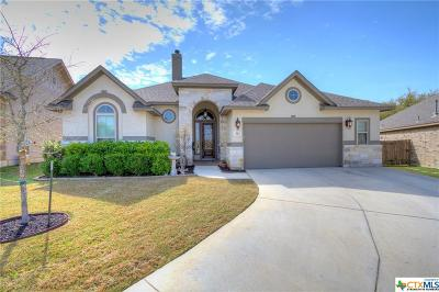 New Braunfels Single Family Home For Sale: 311 Wauford Way