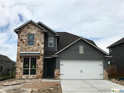 Killeen Single Family Home For Sale: 4707 Prewitt Ranch