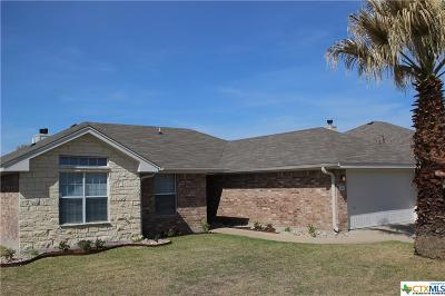 Killeen TX Single Family Home For Sale: $178,400