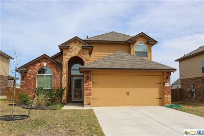 Killeen Single Family Home For Sale: 6606 Mustang Creek Road