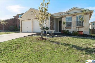 Schertz Single Family Home For Sale: 5504 Columbia