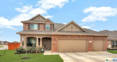 New Braunfels Single Family Home For Sale: 5624 Cross Over