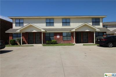 Killeen Multi Family Home For Sale: 3705 Ys Pak #A,B,C,D