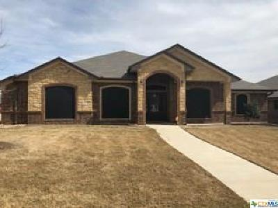 Harker Heights TX Single Family Home For Sale: $290,900