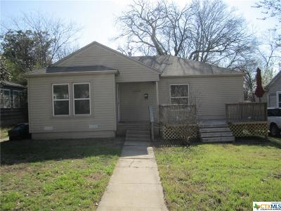 Temple Single Family Home For Sale: 1309 4th Street