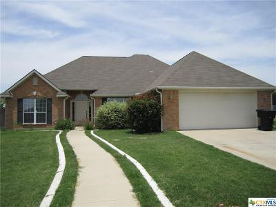 Temple Single Family Home For Sale: 904 Woodhollow Drive