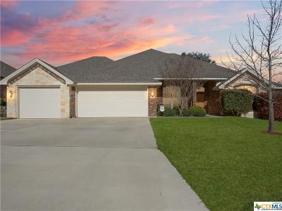 Harker Heights TX Single Family Home For Sale: $240,000