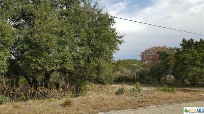 Canyon Lake Residential Lots & Land For Sale: 814 & 826 Stagecoach Drive