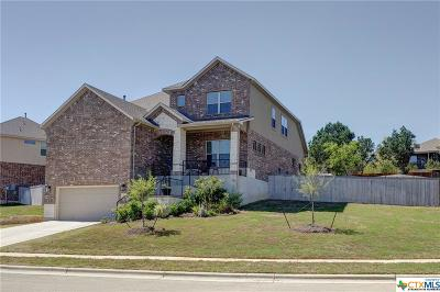 New Braunfels Single Family Home For Sale: 1285 Hidden Cave