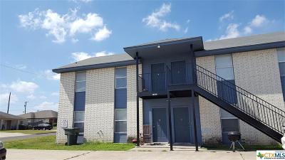 Killeen TX Multi Family Home For Sale: $160,000