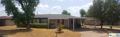 Coryell County Single Family Home For Sale: 306 Baize Drive
