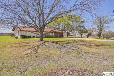 Bell County Single Family Home For Sale: 19499 Fm 485