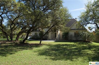 San Marcos Single Family Home For Sale: 823 Mountain Drive