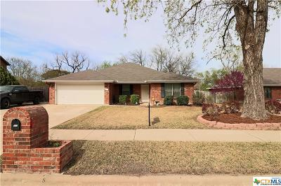 Killeen Single Family Home For Sale: 111 Turtle Creek