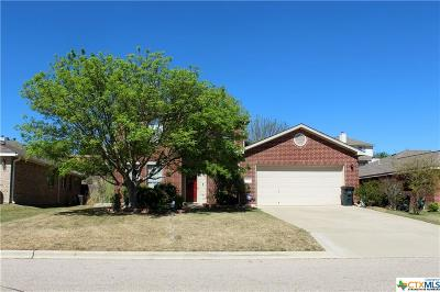 Harker Heights TX Single Family Home For Sale: $177,900