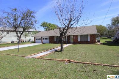 Salado Single Family Home For Sale: 409 N Main