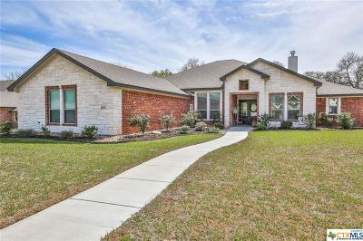 Belton TX Single Family Home For Sale: $362,900