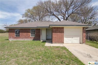 Killeen Single Family Home For Sale: 2412 Jerome Drive