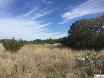 Lampasas Residential Lots & Land For Sale: Tbd County Road 106