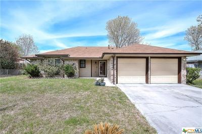 Killeen Single Family Home For Sale: 3213 Forest Hill Drive