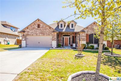 Temple Single Family Home For Sale: 5121 Shale Rock Run