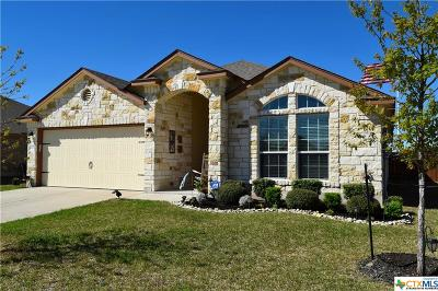 Killeen Single Family Home For Sale: 9403 Zayden Drive