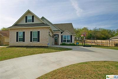 Salado Single Family Home For Sale: 1409 Old Mill Road