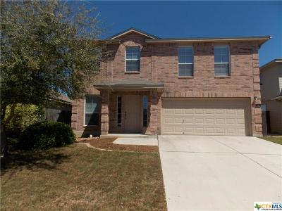 New Braunfels Single Family Home For Sale: 344 Hummingbird