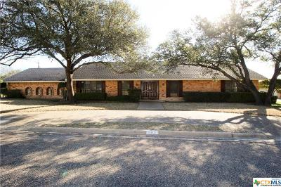 Coryell County Single Family Home For Sale: 112 31st