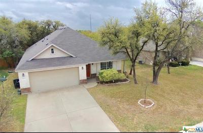 Killeen Single Family Home For Sale: 5702 Tumbled Stone